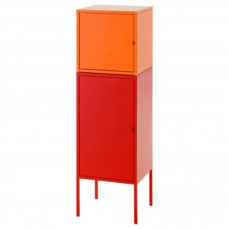 Комбинация д/хранения ЛИКСГУЛЬТ красный, оранжевый фото 0
