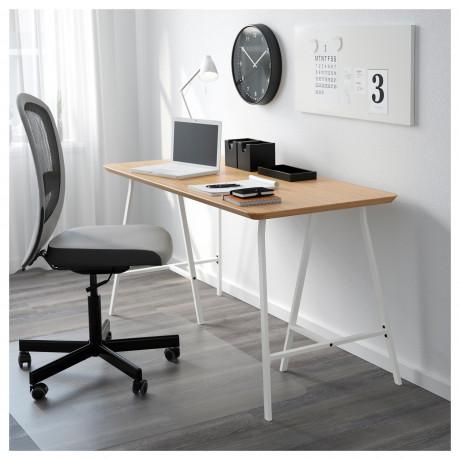Опора для стола ЛЕРБЕРГ серый фото 1