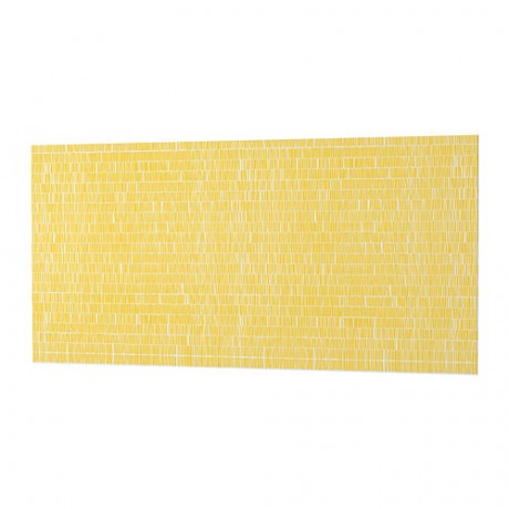 Настенная панель ЛИЗЕКИЛЬ двусторонний под белый мрамор, с рисунком фото 2