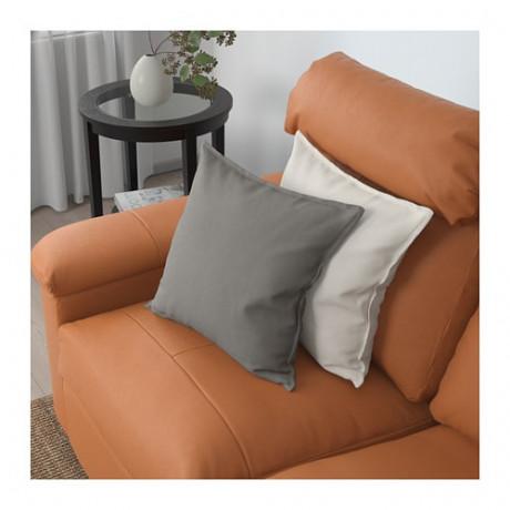 2-местный диван-кровать ЛИДГУЛЬТ Гранн/Бумстад золотисто-коричневый фото 2